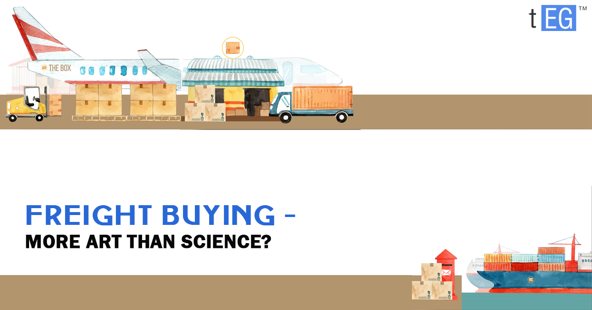 Freight buying – More Art than Science?